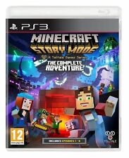Minecraft Story Mode: The Complete Adventure (PS3) IN STOCK! NEW & SEALED