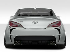 10-16 Fits Hyundai Genesis VG-R Duraflex Rear Body Kit Bumper!!! 109639