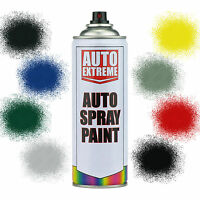 x1 x3 x6 x12, 400ml Car Spray Paint Aerosol Auto Large Primer Gloss Matt Lacquer