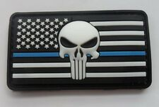 NEW  THE PUNISHER SF / SEALS Velcro Patch   SJK    362