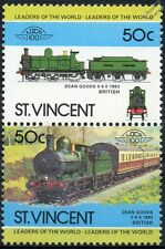 1883 GWR Dean Goods Class 2301 (Great Western) Train Stamps / LOCO 100