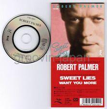"NM! ROBERT PALMER Sweet Lies JAPAN 3"" CD P10D-30001 1000JPY No Tax UNSNAPPED"