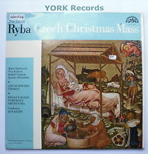 SUA 10267 - RYBA - Czech Christmas Mass KUHN Radio Prague SO - Ex Con LP Record