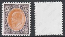 Transvaal (739) 1903 KE7 £5 -  a Maryland FORGERY unused