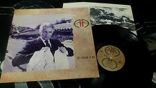 "The Thought ‎""The Dream Is Me"" LP  Polydor ‎– 831 216-1 -NETHERLANDS 1986-INNER"
