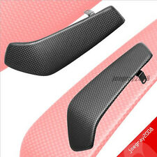 RC Carbon Fiber Radiator Water Cooler Side Covers DUCATI Monster 821 1200 S