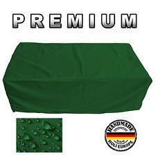 PREMIUM Gartentisch Schutzhülle Abdeckplane 240cm x 200cm x 95cm Tannengrün