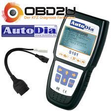 Autodia Diagnose-Gerät + 2x2 Adapter für Audi A3 A4 A6 A8 TT Fehler Parkbremse