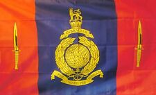 45 COMMANDO ROYAL MARINES Arbroath Scotland 5 X 3 FEET FLAG BRITISH NAVY ARMY