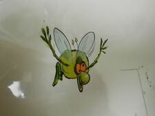 RAID Bug Spray TV COMMERCIAL Hand Painted Animation Cel C7 118 THREE LAYERS
