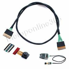 """15""""(38cm) Extension Cable and Lens A for 808 #16 HD Car Key Pocket Camcorder"""