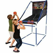 New Arcade Style Electronic Indoor 2 Player Basketball Game Youth Kids Hoops