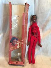 """Collectible Vintage 1975 GOOD TIMES 15"""" DYNOMITE doll  Jimmy JJ WALKER w/BOX"""