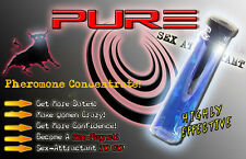 ★⚡  PURE Concentrate 5fach SEXLOCKSTOFF + STRONG Pheromone ⚡  3x TOP SEXparfum ⚡