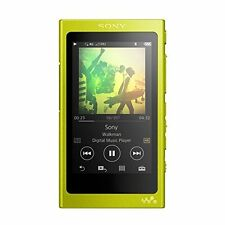 OFFICIAL Sony Walkman with High-Resolution Audio NW-A35 Y 16GB NW-A30 SERIES.