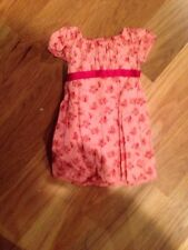 American Girl Doll Caroline Travel Dress New