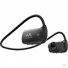 New Sony 4GB Music underwater Sports Waterproof MP3 Player NWZ-WS613BLK Black