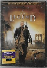 Brand New Sealed! I Am Legend DVD 2008 Widescreen Will Smith