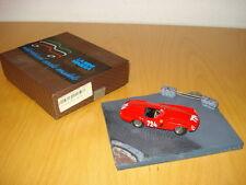 """►La Mini Miniera MM 502 Ferrari 750 Monza """"Parma Poggio"""" Diorama◄"""