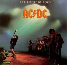 AC/DC Let There Be Rock CD BRAND NEW Remastered