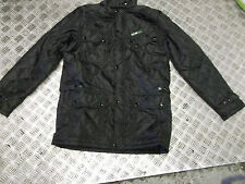 HEATED PADDED QUILTED JACKET BATTERY POWERED