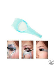 Eye Make Up Tool Eyelash Cosmetic Mascara Applicator Template Comb Guide Guard