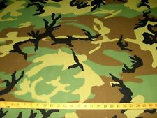 Multi purpose camouflage fabric for clothing and crafts ft961