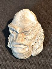 Rare Creature From The Black Lagoon Monster Crafted Pewter Lapel Pin