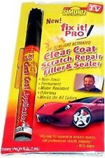 Fix It Pro Car Auto Smart Coat Paint Scratch Repair Remover Touch Up Pen