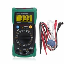 MASTECH MS8233C Digital Multimeter Detector Non-Contact Range with Test Leads