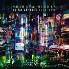 Agitation Free - Shibuya Nights [New CD] Deluxe Edition