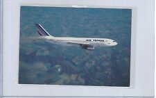Air France airlines issued Airbus 300 cont/l postcard #2