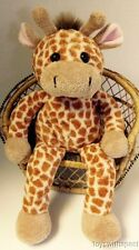 "Animal Alley GIRAFFE 13"" Plush Floppy Legs Toys R Us Stuffed Animal"