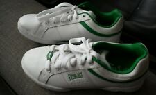 Boys Everlast white and green trainers Size UK 3, eur 35.5  Brand new no box
