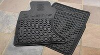 LEXUS OEM FACTORY ALL WEATHER FLOOR MAT SET 2006-2013 IS250 AWD BLACK