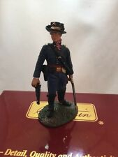 Britains #50015C American Civil War Dismounted Union Cavalry Officer In Box