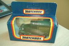 MATCHBOX MB38  FORD MODEL A MINT BOXED Greens