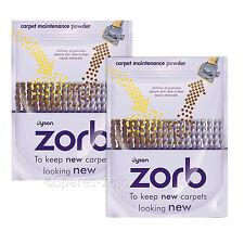 Genuine Dyson Zorb 750g Dry Tappeto Rug imbottitura MANUTENZIONE PULIZIA POLVERE