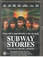 DVD SUBWAY STORIES R4 New & Sealed Denis Leary Anne Heche Gregory Hines