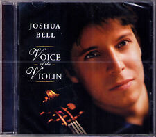 Joshua BELL VOICES OF THE VIOLIN Schubert: Ave Maria Morgen CD Anna NETREBKO Neu