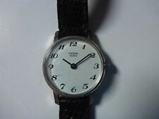 WATCH MONTRE YEMA PARIS STAINLESS STEEL BACK FOND ACIER INOXYDABLE FRANCE METAL