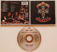 Guns N´Roses - Appetite For Destruction (1987) Paradise City,Sweet Child Of Mine