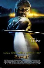 Beowulf movie poster (a) - 11 x 17 inches - Ray Winstone, Angelina Jolie