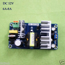 100W AC-DC Converter 110V 220V to DC 12V 8A Power Supply Schaltung Transformator