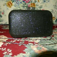 Lancôme glitter evening bag