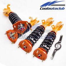 4x Coilovers for Toyota Corolla AE100 AE101 AE111 Adj. Damper & Height & Camber