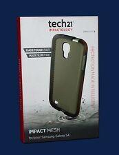 100% genuine TECH 21 D3O impact mesh clair coque etui case pour Samsung Galaxy S4 neuf!!!