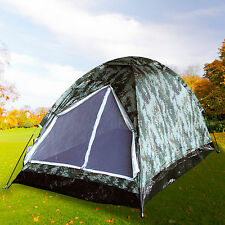 Gazelle Outdoors Hunting Camping Hiking Backpacking Camouflage Lightweight Tent