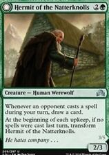 Hermit of the Natterknolls  X4 NM Shadows Over Innistrad MTG Card Green Uncommon