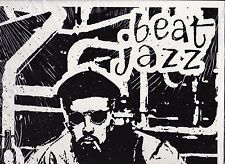 """BEAT JAZZ"" BEATNIK BEAT GENERATION HIPSTER COMPILATION BEBOP JAZZ LP"